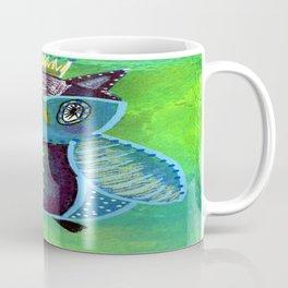 Quirky Bird 3 Coffee Mug