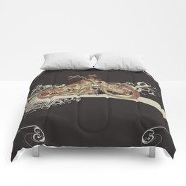 Bikerprint Comforters