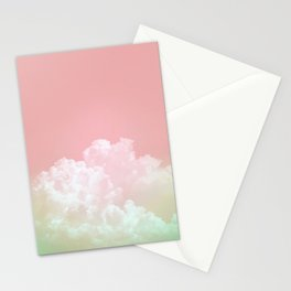 Dreamy Watermelon Sky Stationery Cards