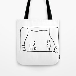 actor theatre stage Tote Bag