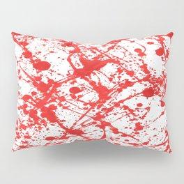 Splat! 16 (Crime Scene) Pillow Sham