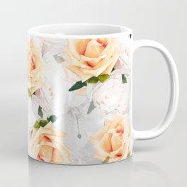 YELLOW ROSES WHITE ROSES Coffee Mug