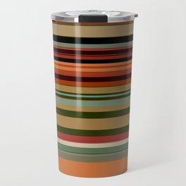 Calming Natural Color Palette Travel Mug
