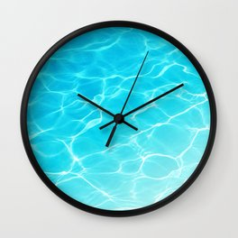 Chasing Summer 01 Wall Clock