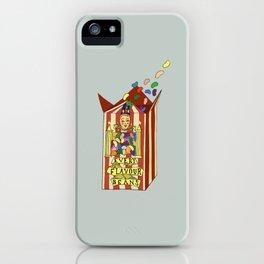 Bertie Botts Beans iPhone Case