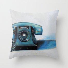 Operator Throw Pillow
