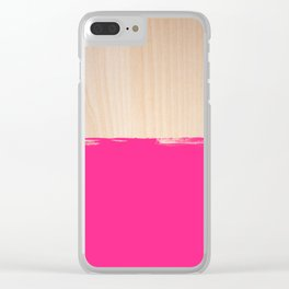 Sorbet IV Clear iPhone Case