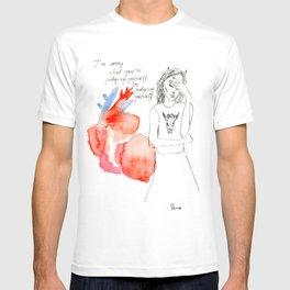Judging Myself T-shirt