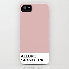 allure iPhone Case