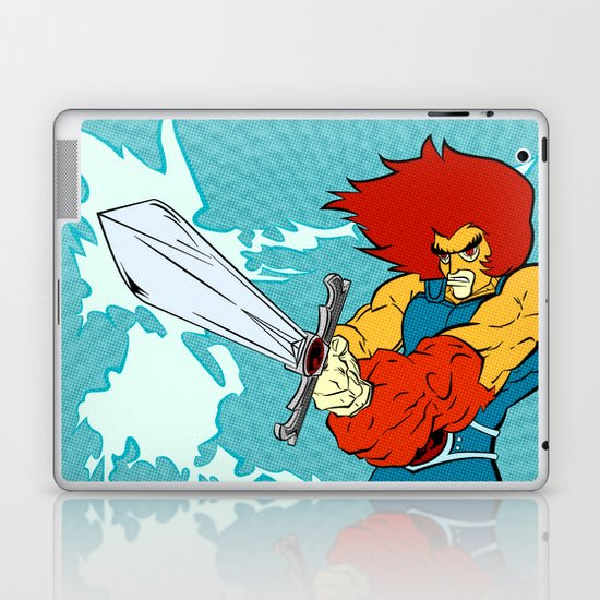 A Call To Arms Laptop & iPad Skin