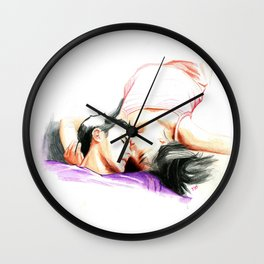 The Romance Wall Clock