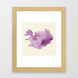 Iceland v3 Framed Art Print