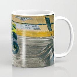 Gas Money Garage Monster Truck Coffee Mug