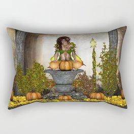 Awakening Autumn Rectangular Pillow