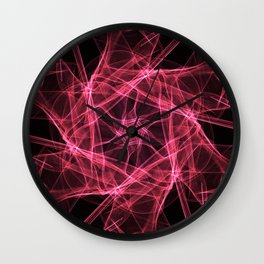 A study in pink 23 Wall Clock