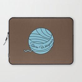 Yarn Whisperer (Multi-Crafter) Laptop Sleeve