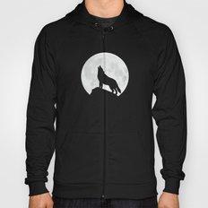 Howling Wolf - Moon Hoody