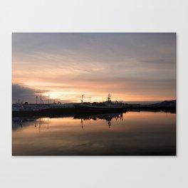 Reykjavik 71 Canvas Print