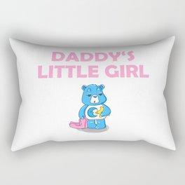 Daddy's Little Girl Brat DDLG Ageplay Rectangular Pillow