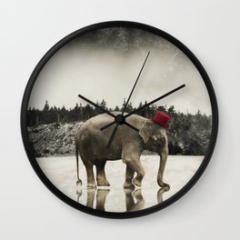 Master of Ceremonies Wall Clock