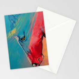Painted Horse Stationery Cards