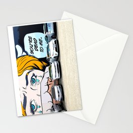 YOU'RE DEAD TO ME! Stationery Cards