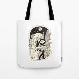 Simon & Marcy  Tote Bag