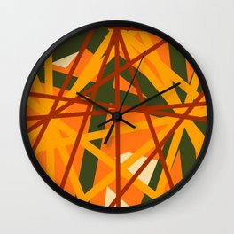 Chive Wall Clock