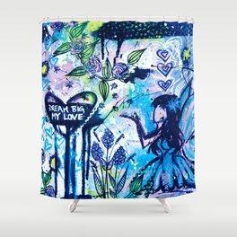 ESME Shower Curtain
