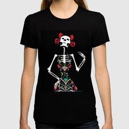 La Catrina de Flores T-shirt