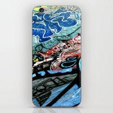 Graffiti is Art iPhone & iPod Skin