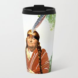 Chickasaw Travel Mug