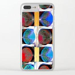 Jiango 3 Clear iPhone Case