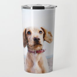 Man's Best Friend (Color) Travel Mug