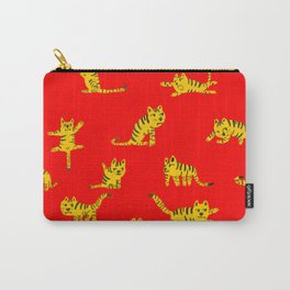 Tigrrrrs Carry-All Pouch
