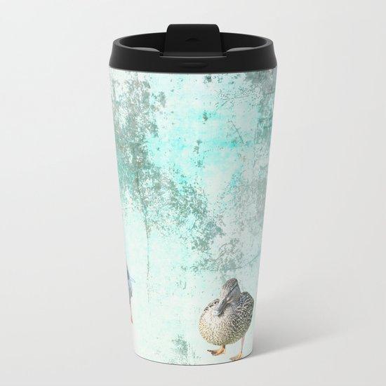 Chillin' Metal Travel Mug
