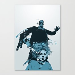 The Frank Connection Canvas Print