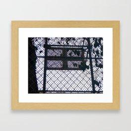Hoop Dreams Framed Art Print