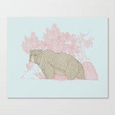 Bear! Canvas Print