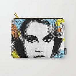 Queen of the Galaxy Carry-All Pouch
