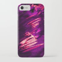 raven iPhone & iPod Cases featuring Raven by Holly Sharpe