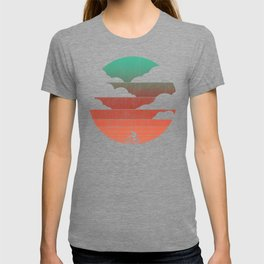 Go West (cycling edition) T-shirt