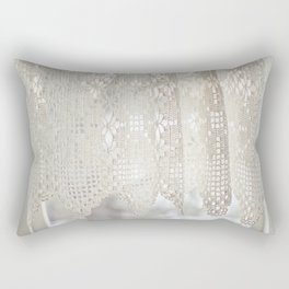lace Rectangular Pillow