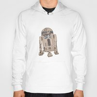 r2d2 Hoodies featuring R2D2 by colleencunha