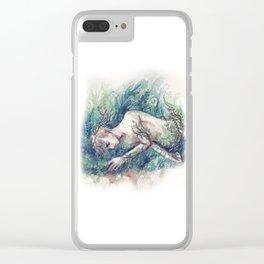 adam parrish - magician Clear iPhone Case