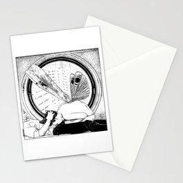 asc 451 - L'amante avide (Hungry mistress) Stationery Cards