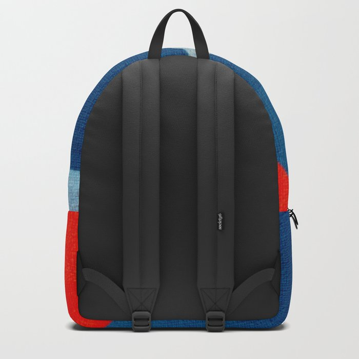 Lucha Libre Mask 3 Backpack
