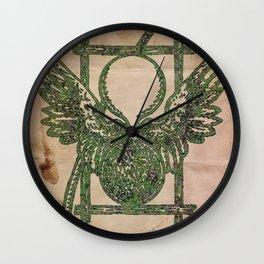 Sacred Magic Symbolism by PB Wall Clock