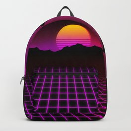 80s Vibes Backpack