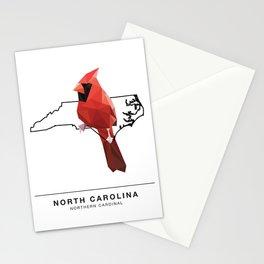 North Carolina – Northern Cardinal Stationery Cards